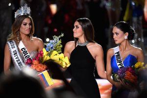 Así reaccionaron los famosos tras el error en Miss Universo