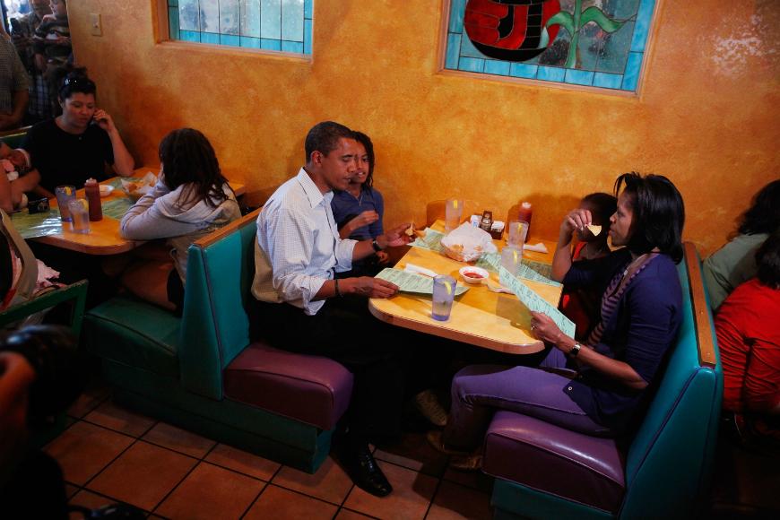 Barack Obama no tiene problemas con hacer público su destino vacacional.