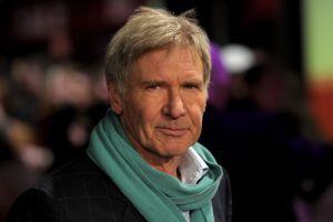 """Harrison Ford se pone en forma para la quinta película de """"Indiana Jones"""""""