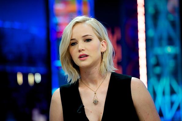 Jennifer Lawrence presumió un 'atrevido' cambio de look (foto)