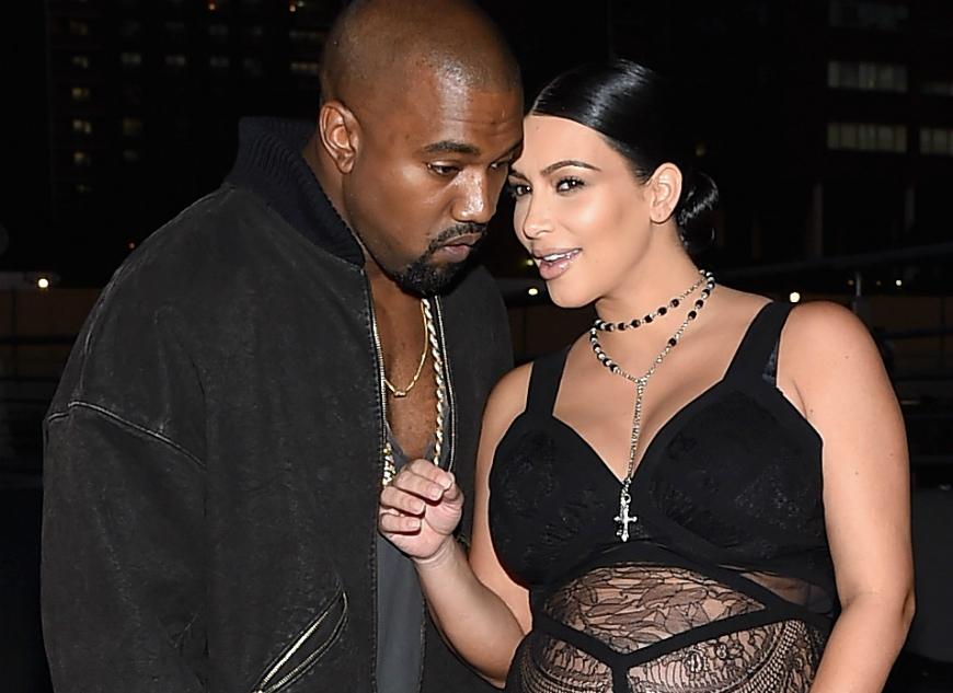 ¡Kanye West quiere que Kim Kardashian se ponga en forma!