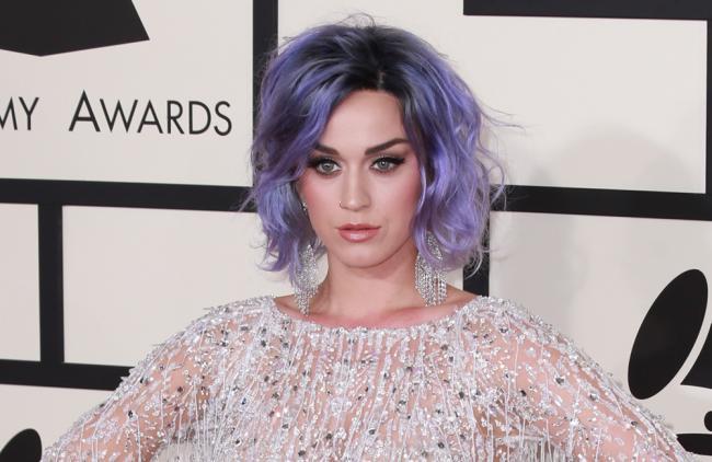 Katy Perry cumplió el sueño de una niña sobreviviente de incendio