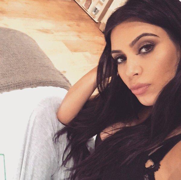 Kim Kardashian dio a luz a su segundo hijo