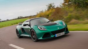 Lotus revela el Exige Sport 350