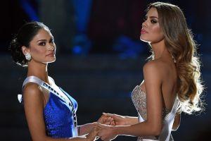 """Le sacan los """"trapitos sucios"""" a Miss Colombia y Miss Filipinas"""