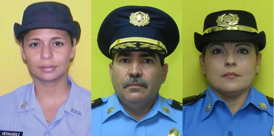 Policía mata a tres compañeros en comandancia de Ponce