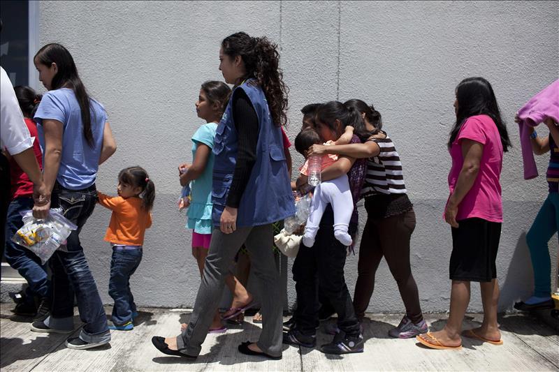 Trump culpa a los demócratas de la separación de familias inmigrantes que el mismo ordenó