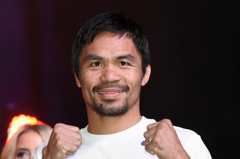 Manny Pacquiao ahora quiere ser campeón en beneficiar a su gente en Filipinas.