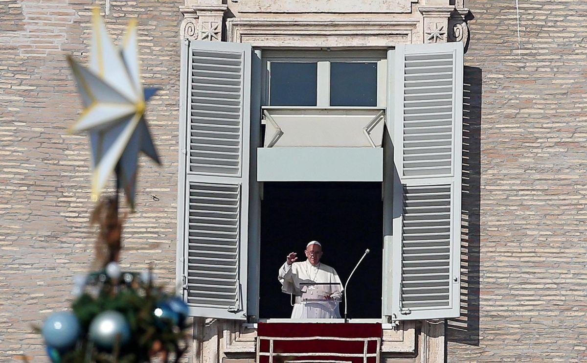 El Papa celebra el jubileo de la familia