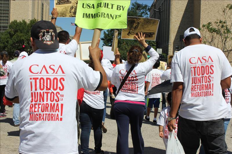 Grupos pro inmigrantes indignados por maltrato demócrata revelado por Wikileak