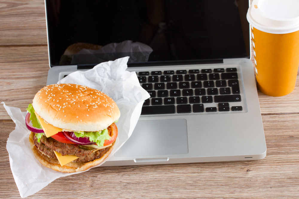 La comida rápida no es tu única opción.
