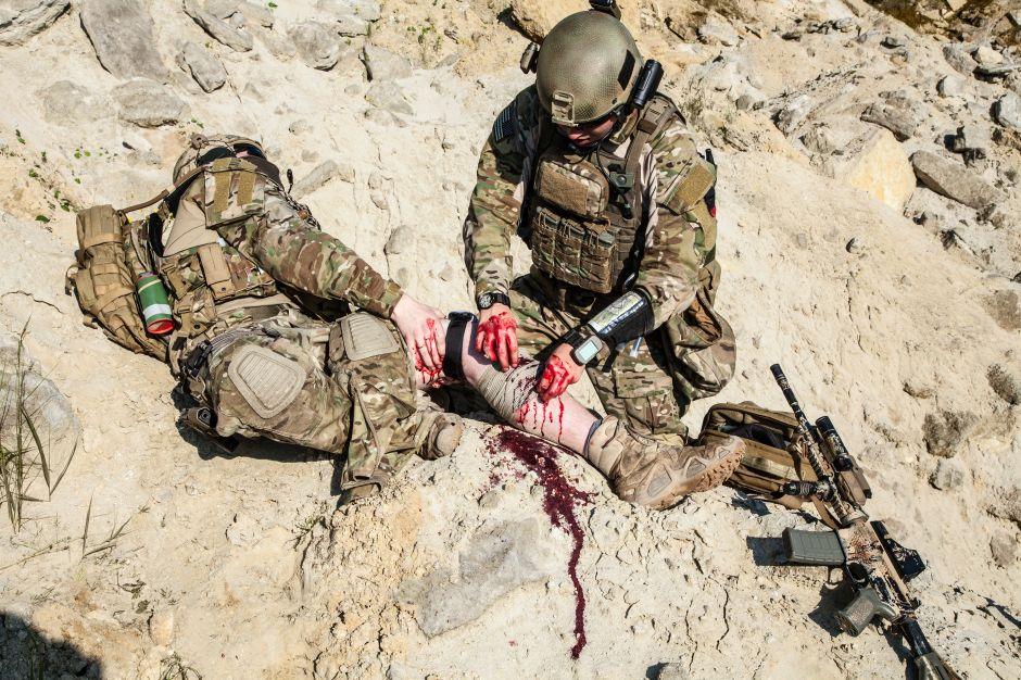 Soldados heridos en guerras recibirán trasplantes de penes