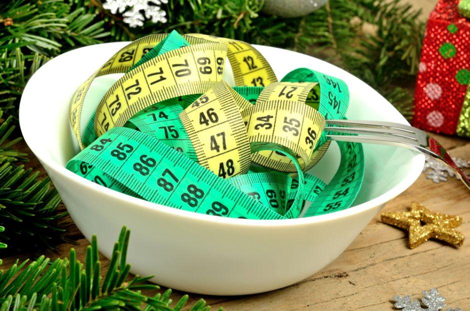 En Navidad las calorías cuentan, y mucho