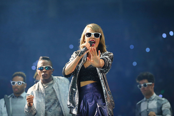 ¿Taylor Swift planea registrar palabras relacionadas con su persona?