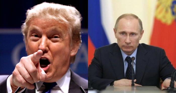 Putin: Trump es una persona muy brillante y de talento (VIDEO)