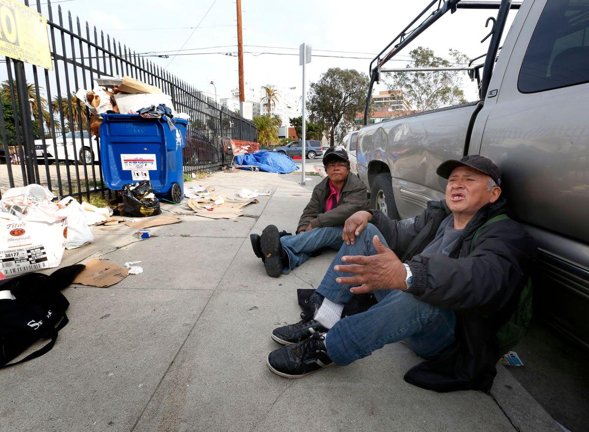 Vino de México en busca del sueño americano; ahora vive en las calles de LA