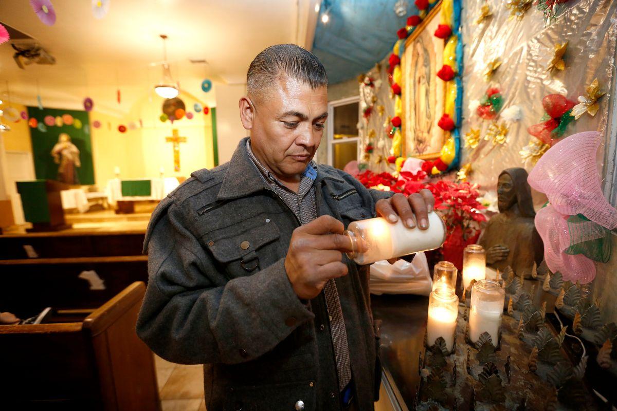 A muchos jornaleros de Los Ángeles no les alcanza ni para pagar un cuarto