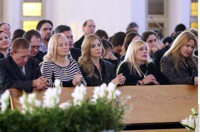 Murió la abuelita de Gloria Trevi, doña Gloria Arredondo de Ruiz