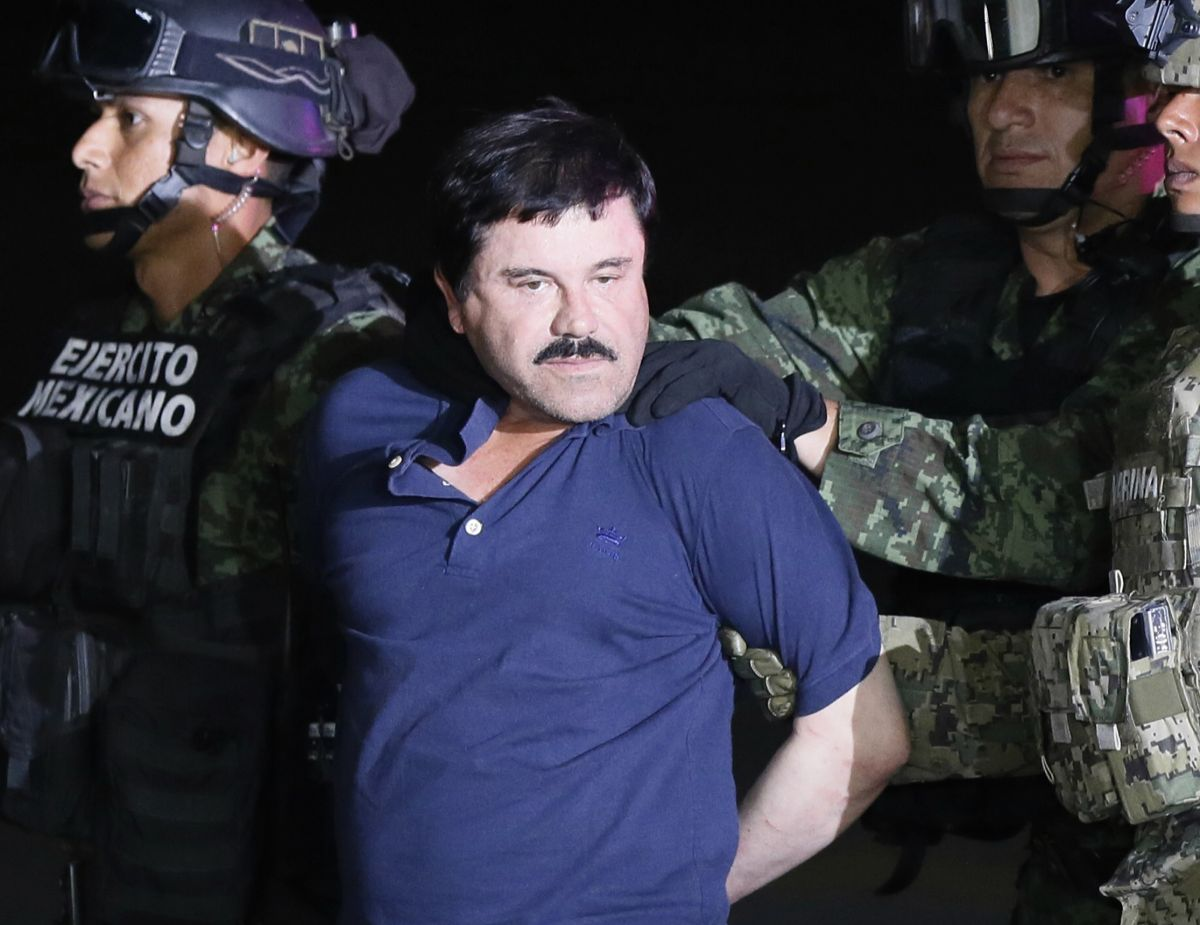 """La violenta batalla por la herencia de Joaquín """"El Chapo"""" Guzmán"""
