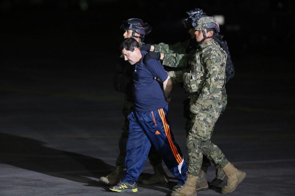 """Abogado: Los malos tratos amenazan la vida de """"El Chapo"""""""