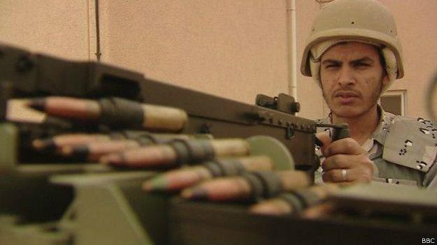 Arabia Saudita es uno de los principales compradores de armamento en el mundo.