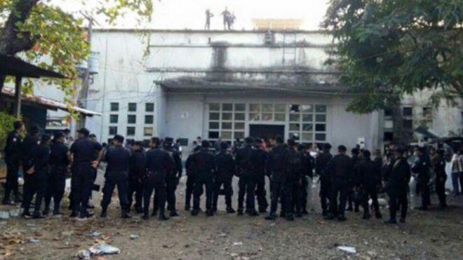 Guatemala: una revuelta carcelaria deja al menos 8 presos muertos