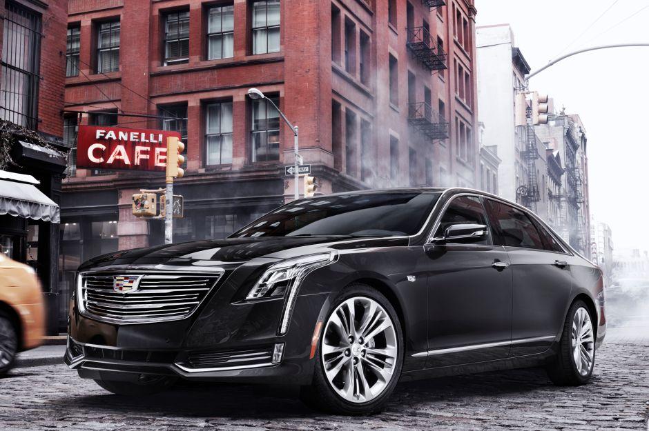 Un Cadillac chino se venderá en Estados Unidos