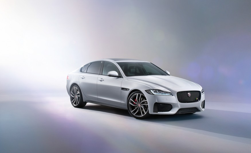Jaguar XF-S 2016: prueba de manejo