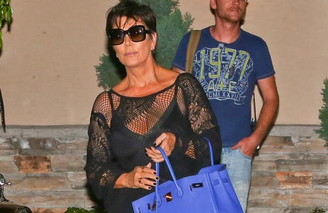 Kris Jenner se 'arrepiente' de haberle sido infiel a su ex marido Robert Kardashian