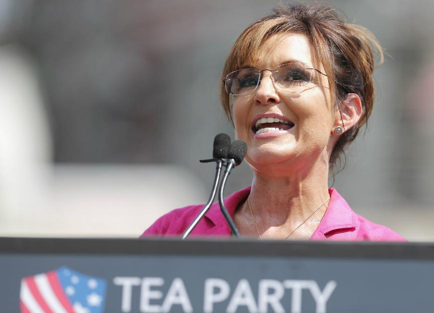 Palin es una de las impulsoras del ala derecha del Partido Republicano.