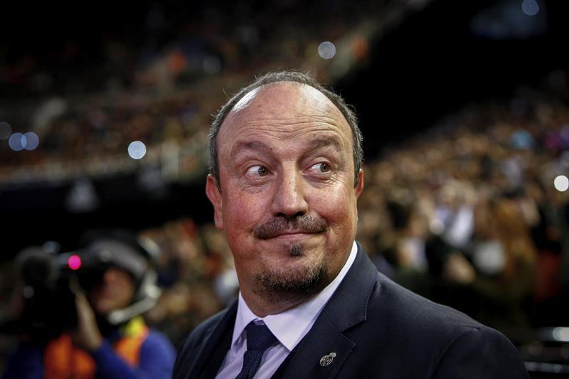 Benítez ya no sería el entrenador del Real Madrid