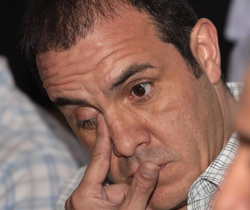 Denuncian que Cuauhtémoc Blanco no gobierna, quien decide y cobra es su mánager