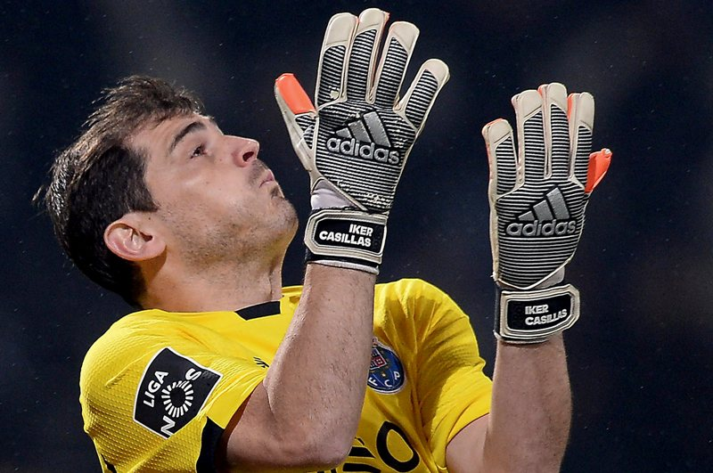 La prensa portuguesa no perdona el error de Iker Casillas