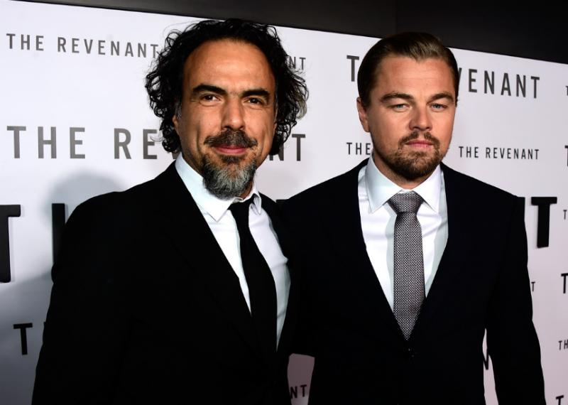 El cineasta elogió el trabajo del protagonista de la cinta, Leonardo DiCaprio.