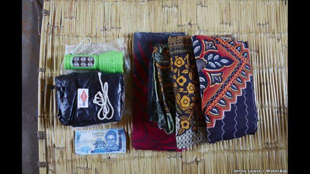 ¿Qué llevan las mujeres en su bolso cuando van a parir? (fotos)