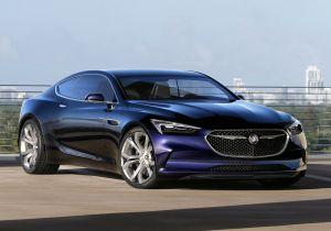 Buick Avista, el aperitivo del Auto Show de Detroit