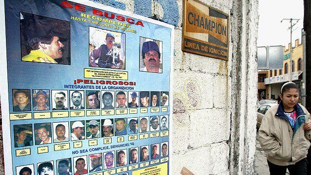Las investigaciones demuestran que el cartel de Sinaloa no dejó de crecer aún mientras Guzmán estuvo preso.