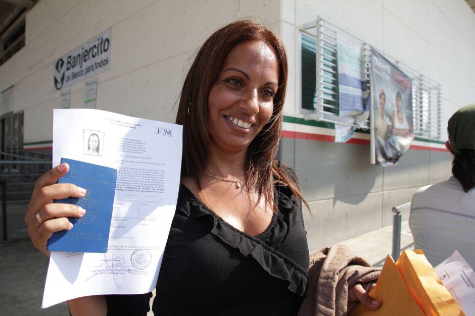 La odisea de los cubanos varados llega a Miami