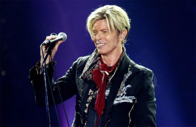 """Bowie triunfó en la 59 edición gracias a su último disco """"Blackstar""""."""