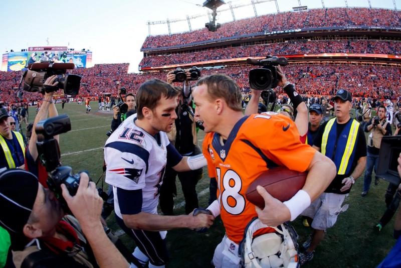 Brady vs. Manning, el encuentro que después del domingo ya no se repetirá