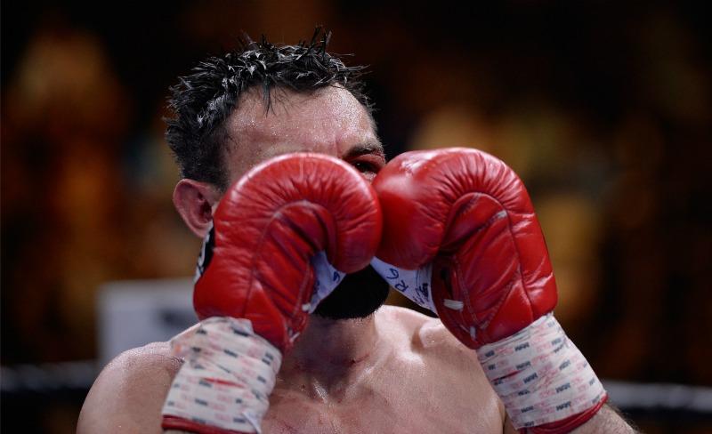 COLUMNA COMBATE: Guerrero contra su propio fantasma