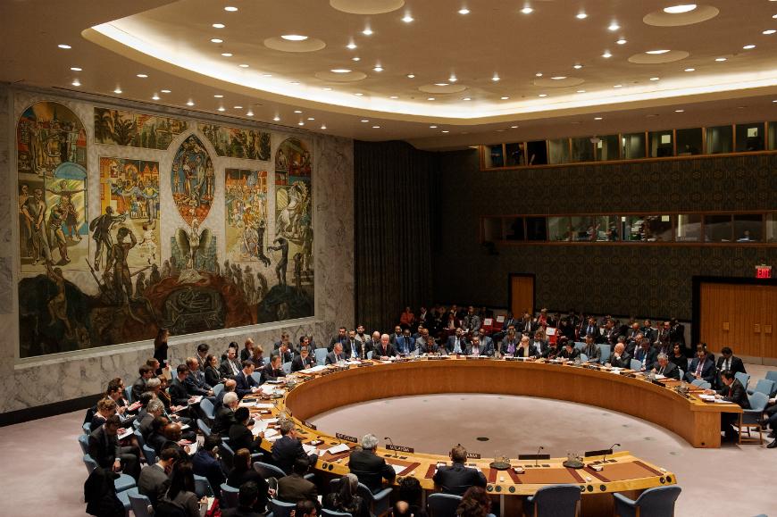 El Consejo de Seguridad es el órgano sancionador de Naciones Unidas.