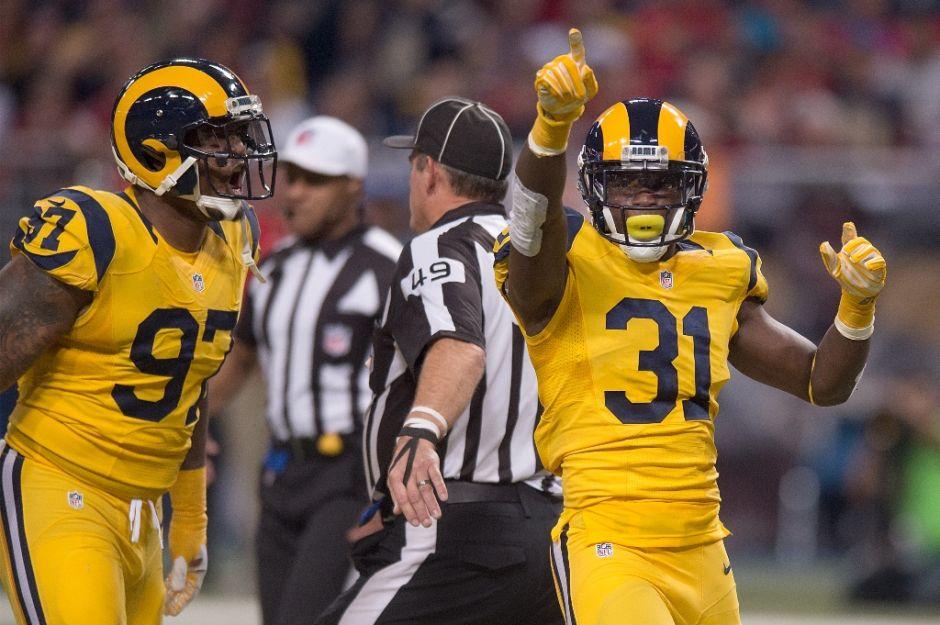 Fans de los Rams de Los Ángeles ya pueden reservar su lugar para comprar boletos de temporada
