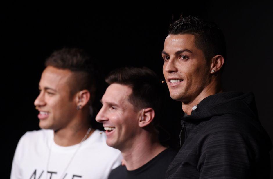 Cómo votaron Messi, Cristiano y Neymar para Balón de Oro 2015 y quiénes ocuparon otros lugares