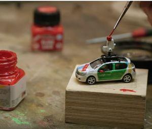 Google Street View estrena paseo virtual en miniatura