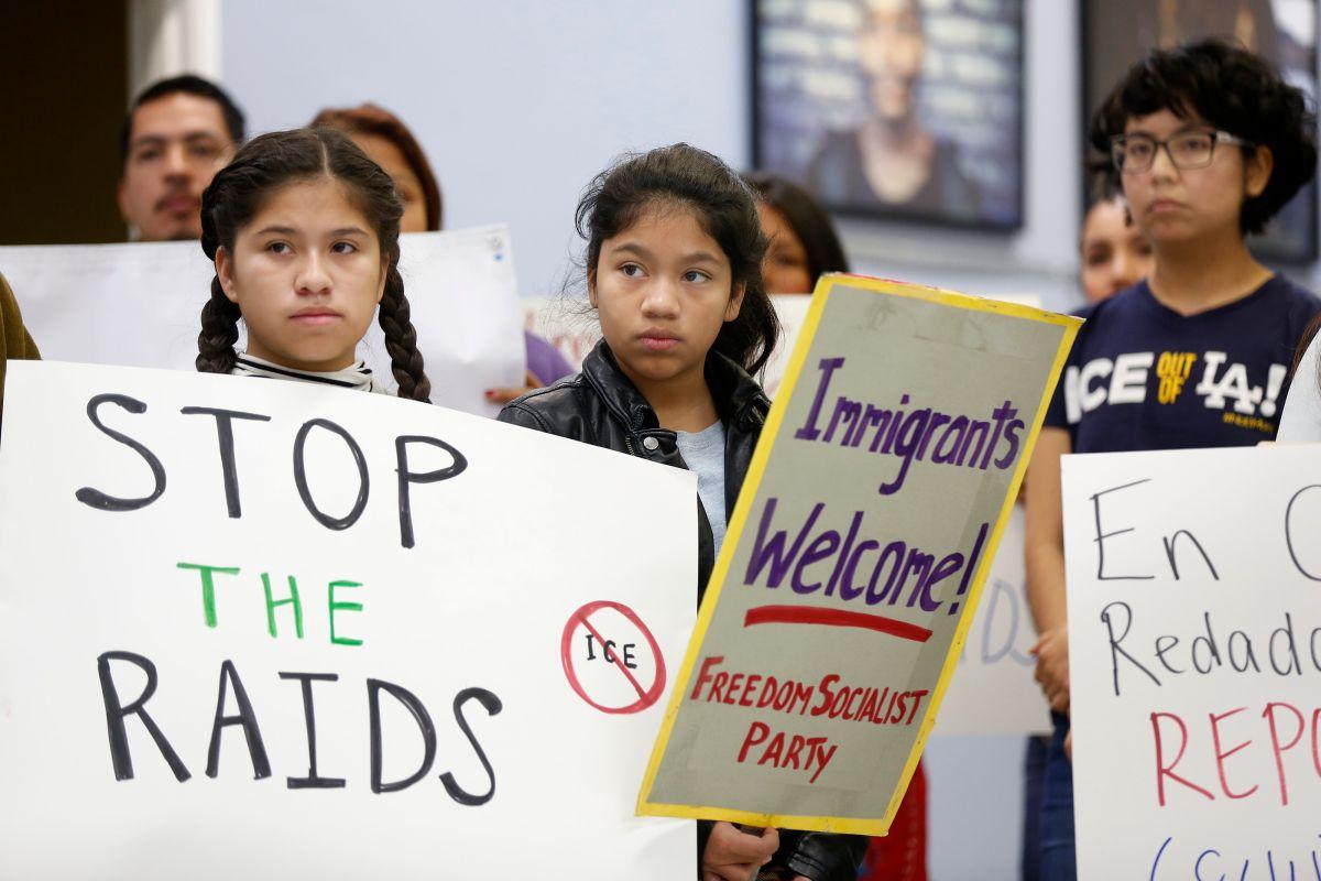 ICE: No hemos realizado redadas en Los Ángeles