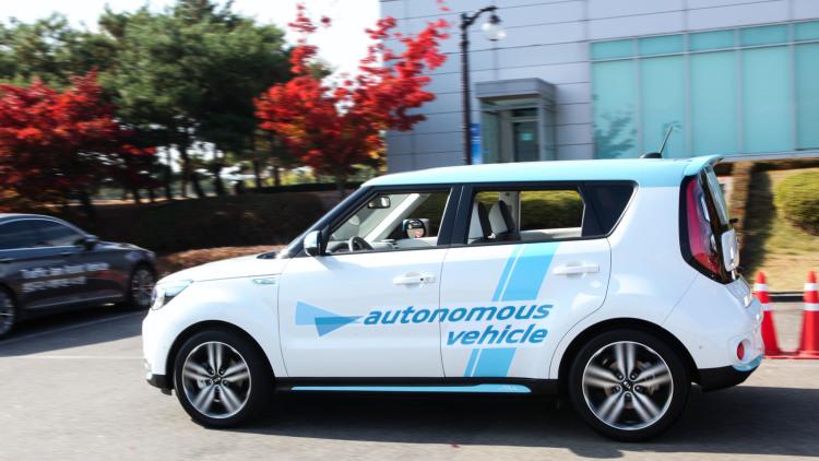 Kia prueba su tecnología de autoconducción en el mundo real