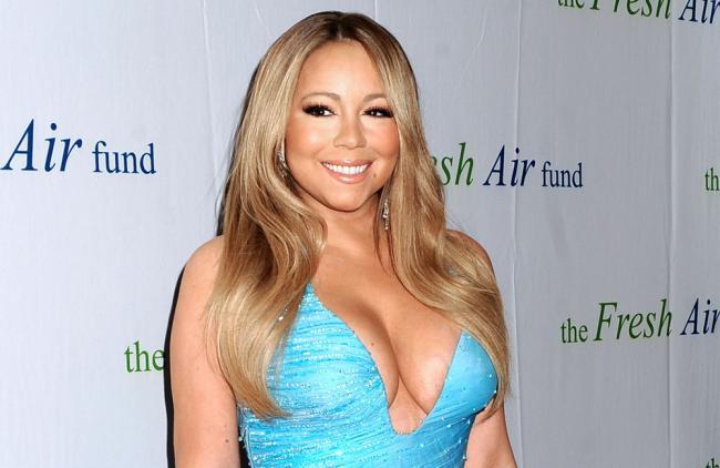 Fotos: Mariah Carey debutó como DJ con este sexy vestuario
