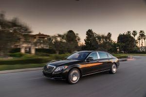 Mercedes Maybach S600: prueba de manejo