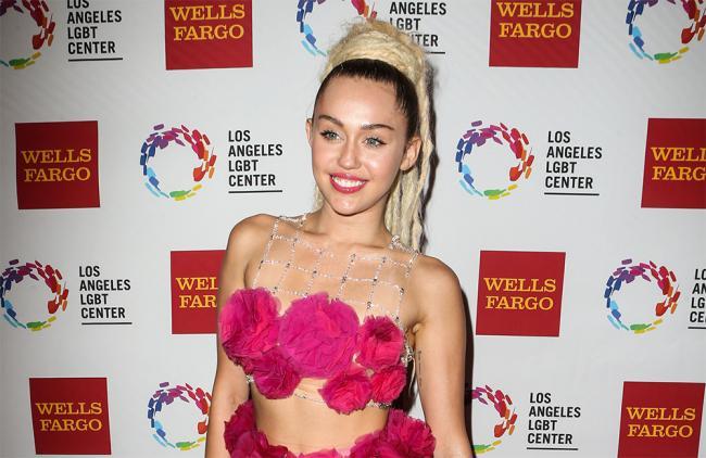 Miley Cyrus, una chica con alma rebelde.